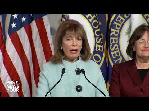 WATCH: Sen. Gillibrand, Rep. Speier discuss sexual harassment