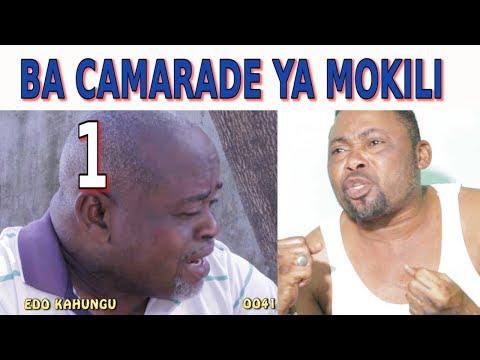 BA CAMARADE YA MOKILI Ep 1 Theatre Congolais Alain,Maman Top,Daddy,Gabana