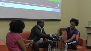 Dr. Mathew Knowles at Africana Studies at Cornell University (Part 3)