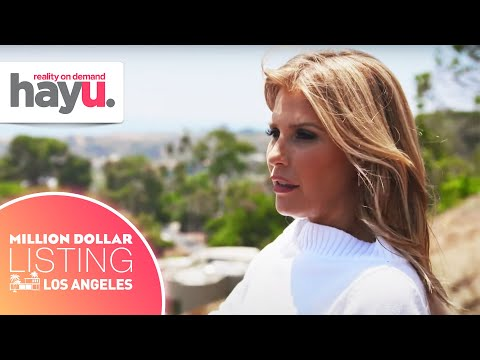 Tracy Tutor Chases $10M Commission | Season 12 | Million Dollar Listing: Los Angeles