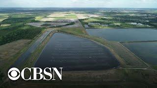 Florida scrambles to avoid environmental disaster as Piney Point reservoir threatens to flood