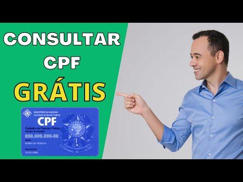 Como Consultar o CPF na SERASA Grátis Pela Internet - Dívidas em atraso