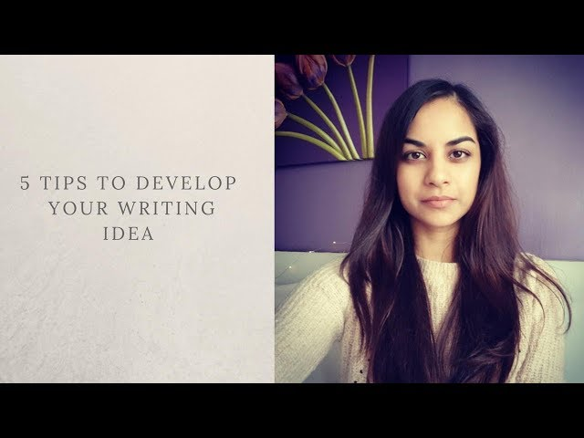 5 TIPS TO CREATE INSPIRATION FOR YOUR SCRIPT IDEA
