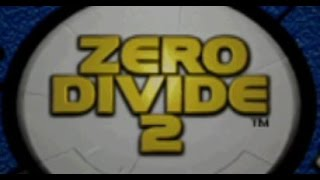 Classic PS1 Game ZERO DIVIDE 2 on PS3 in HD 720p