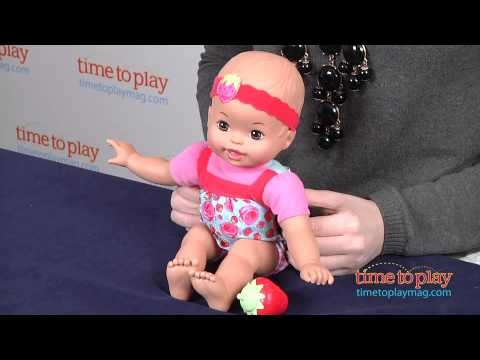 Little Mommy Baby So New From Fisher-Price