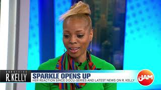 Sparkle Opens Up About R. Kelly And His Explosive Interview With Gayle King