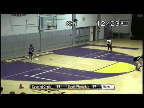 Volleyball- South Plantation vs Creek