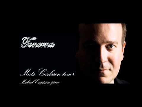 Tonerna - Mats Carlsson tenor