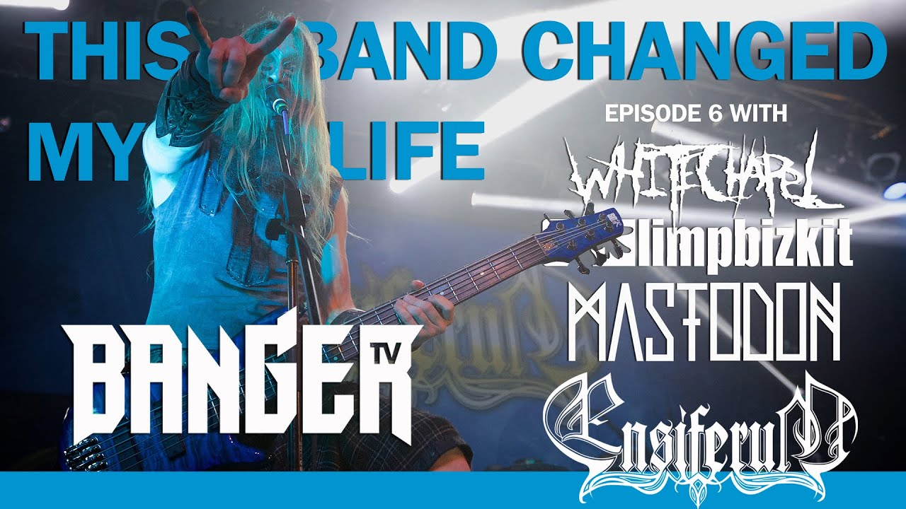 Brann Dailor, Wes Borland, Sami Hinkka, Zach Householder | This Band Changed My Life EP6 episode thumbnail