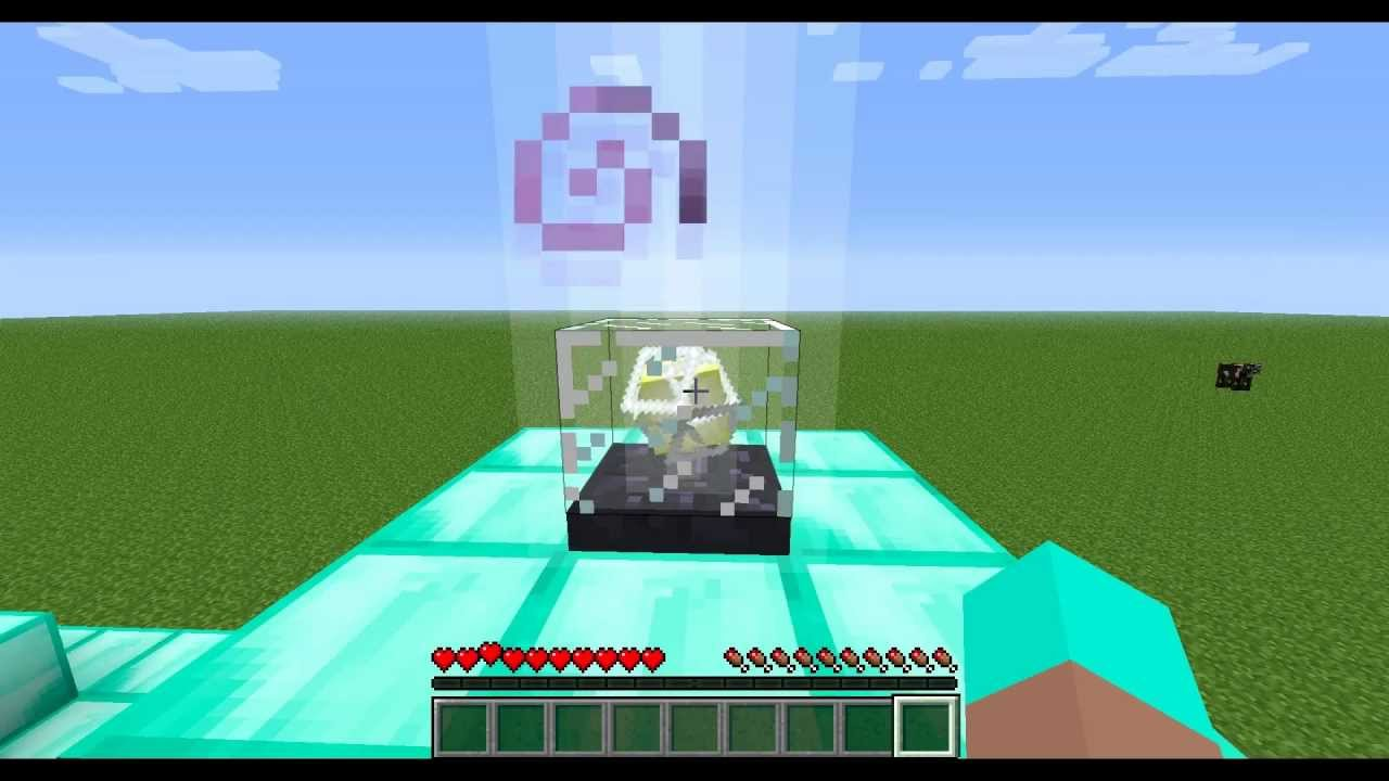 Minecraft Beacon Setup