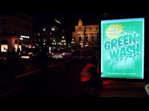 Brandalism 2015 - COP21 Paris Climate Talks