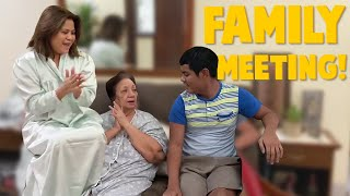 Family Meeting | CANDY & QUENTIN | OUR SPECIAL LOVE