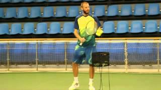 Как проходят групповые тренировки в Tennisteam ru