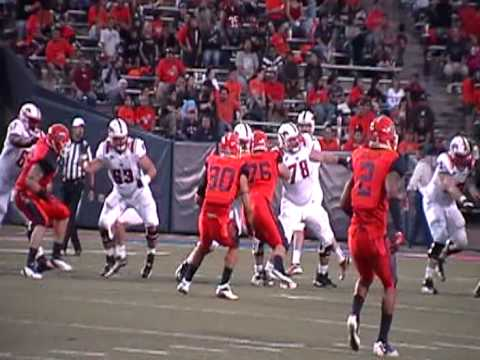 Garrett Gilbert incomplete Pass 2012 vs UTEP