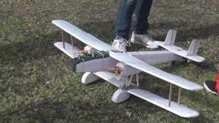 Terry's model Heyford Bomber