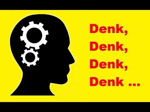 Sorgen-Denken, zermürbende Grübeleien,  nerviges Problem- Denken SOFORT beenden