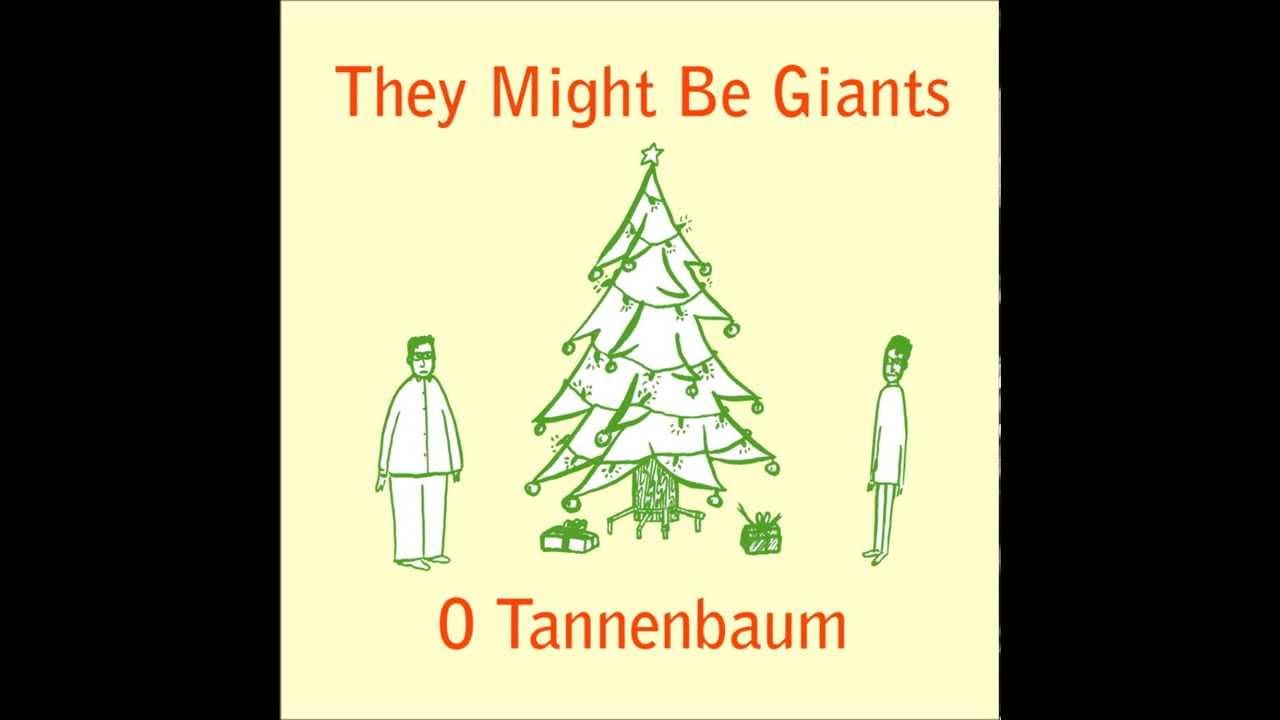 "TMBG - ""O Tannenbaum"" - YouTube"