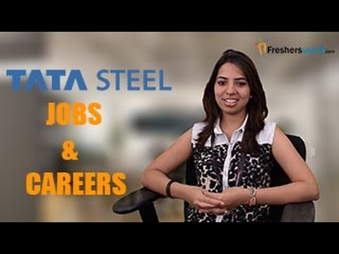 TATA STEEL – Recruitment Notification 2017,Openings,Trainee jobs, Exam dates & results