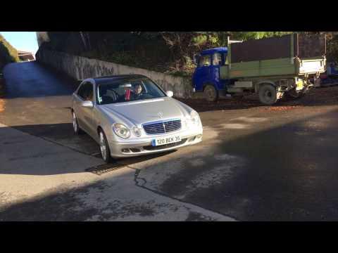 Mercedes Armenia Bosch Signal / Армянский сигнал