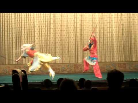 Peking Opera With The Monkey King Beijing