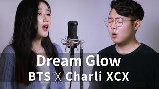 BTS Charli XCX DREAM GLOW Cover