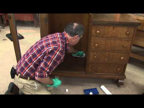 The American Woodshop Season 23 Web Extra: Cleaning Antique Furniture