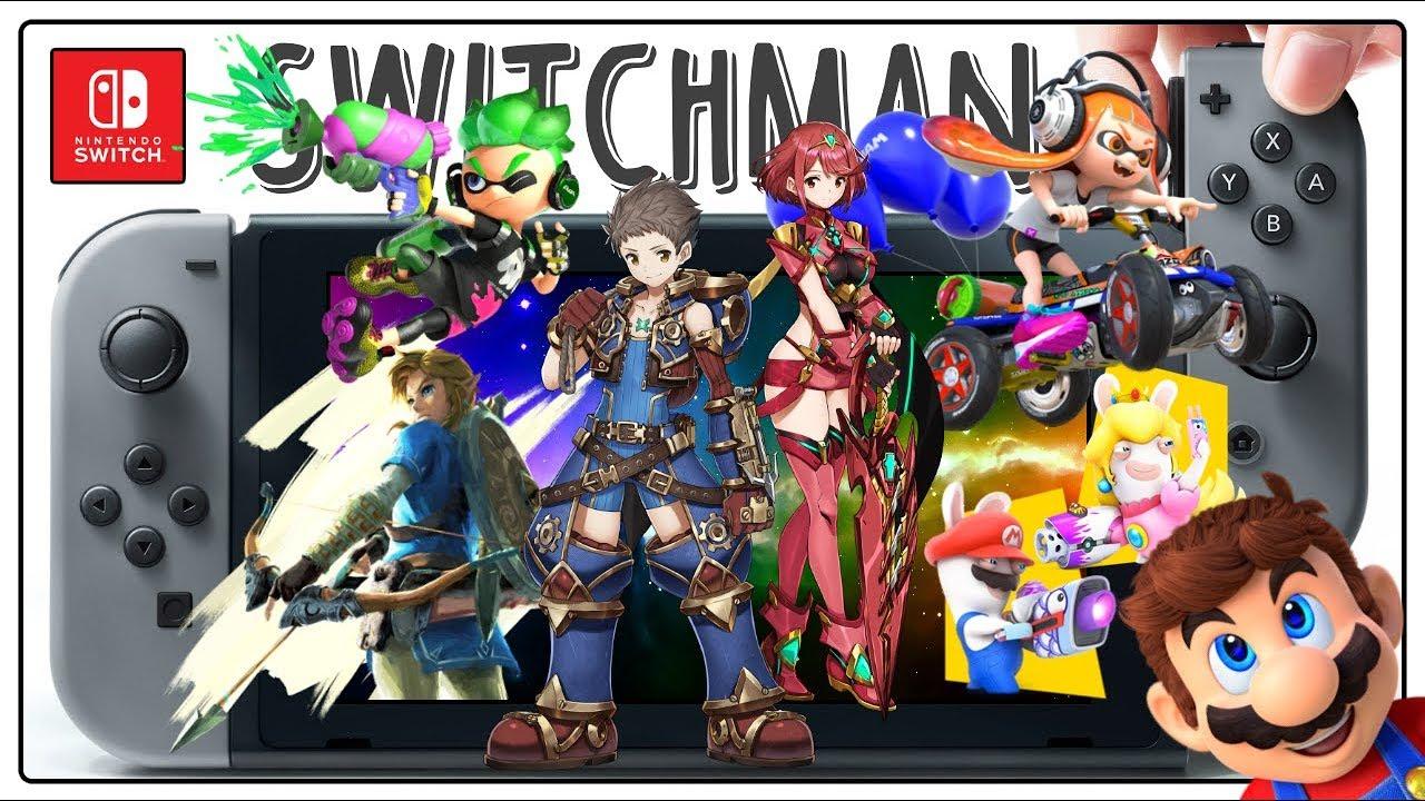6 Juegos Imprescindibles De Nintendo Switch Youtube