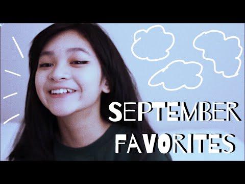 - september favorites - | camille