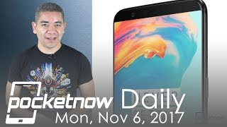 OnePlus 5T event, iPhone X OLED issues & more   Pocketnow Daily