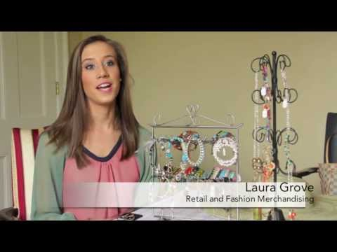 HRSM Student Profile: Retailing major Laura Grove