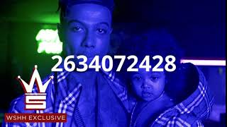 Bust Down Thotiana Roblox Id Code How To Get Infinite Robux - tatiana blue face song id for roblox