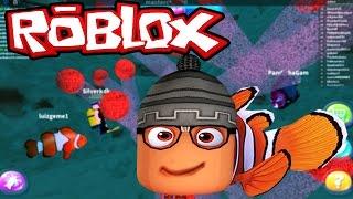Roblox - Vida de Peixe ( Simulateur de poissons )