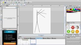How to make a .gif animation with sherif draw plus SE (Free)