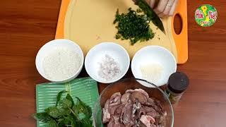 Nấu Cháo Tim Cật Đúng Cách | Hồn Việt Food
