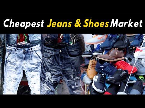 Cheapest Jeans Market In Delhi | Wholesale Jeans & Shirt Market In | MSharif Vlogs