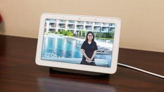 Trên tay khung tranh thông minh Google Nest Hub
