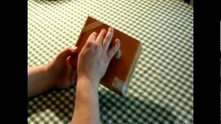 Cigar Puzzle Box #11 ~ Solution Video