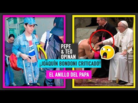 Reportero vs Joaquín Bondoni  Declaraciones del Papa Francisco  MeTooMéxico feat Gerudito