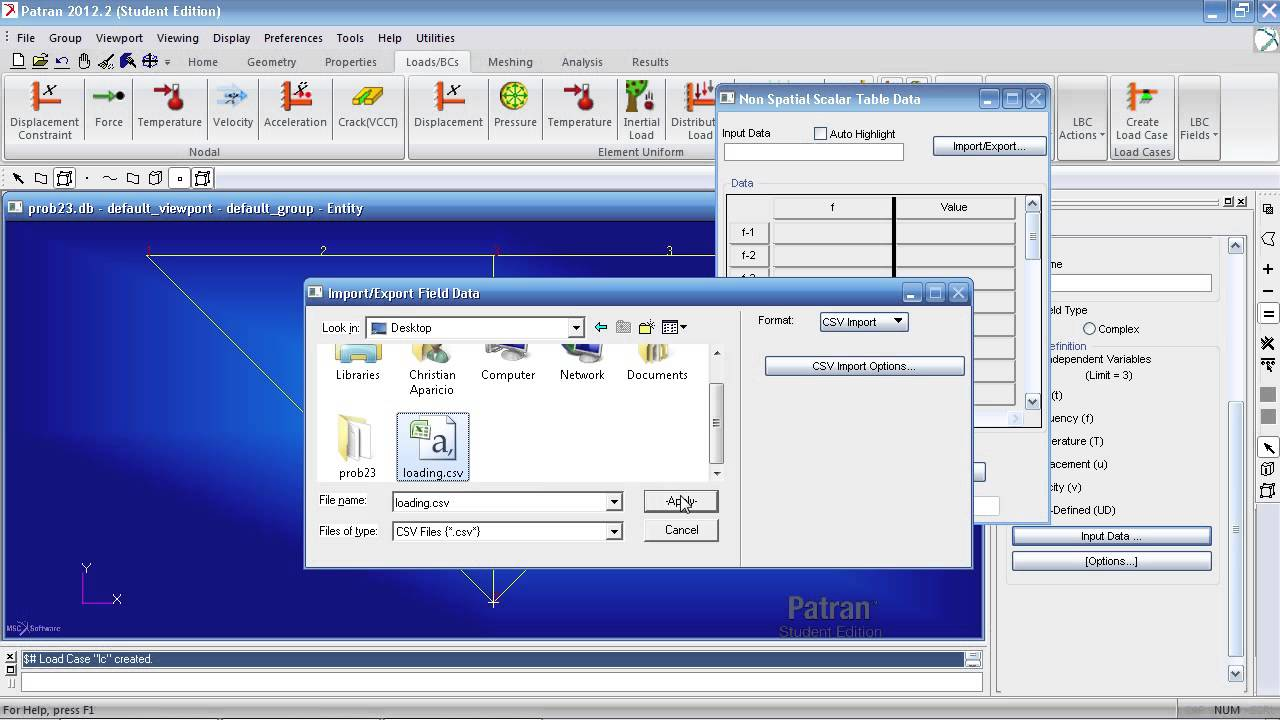 nastran patran software free download