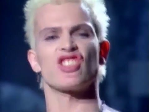 Top 10 Billy Idol Songs