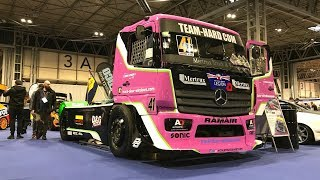 1,000hp Racing Truck & Much More - Autosport International UK 2019