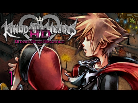 MARK OF MASTERY - Let's Play - Kingdom Hearts HD 2.8: Dream Drop Distance - 1 - Playthrough