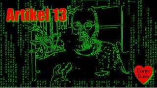 ❤️ Artikel 13 & Uploadfilter - Sinnlos... Mir reicht's!
