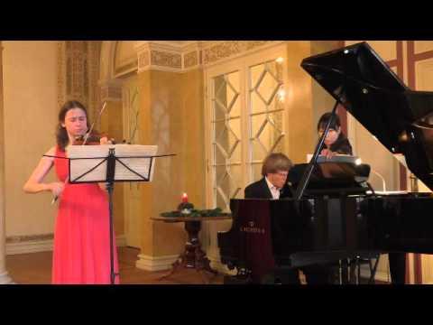 Franck Sonata Osipova—Ablogin