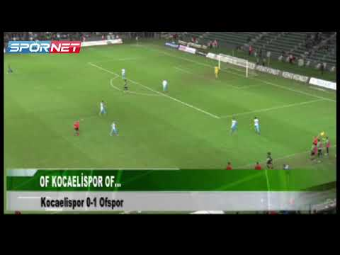Kocaelispor-Ofspor: