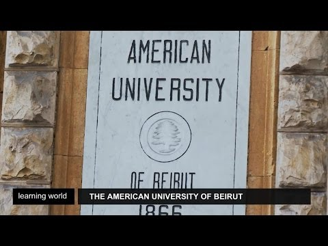 Lebanon: The American University of Beirut (Learning World S4E6, 3/3)