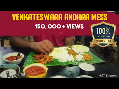 Venkateswara Andhra Mess, Triplicane, Chennai