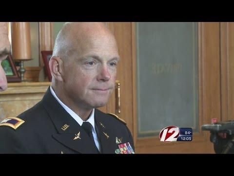 RI National Guard Has New Adjutant General