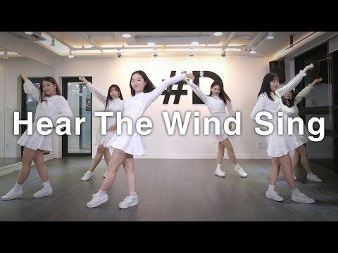[ kpop ] GFRIEND (여자친구) - Hear The Wind Sing (바람의 노래) Dance Cover (#DPOP)