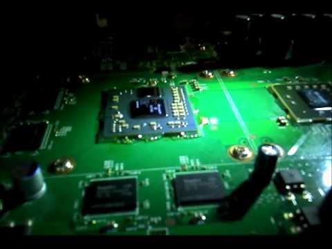 The easy way to remove glue on 360 GPU / chip retainers + Bake profile for achi ir pro